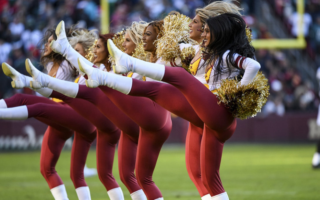 KYV Exclusive: 'Muted' Washington Football Team cheerleaders say they were prematurely dismissed during faceless Zoom call