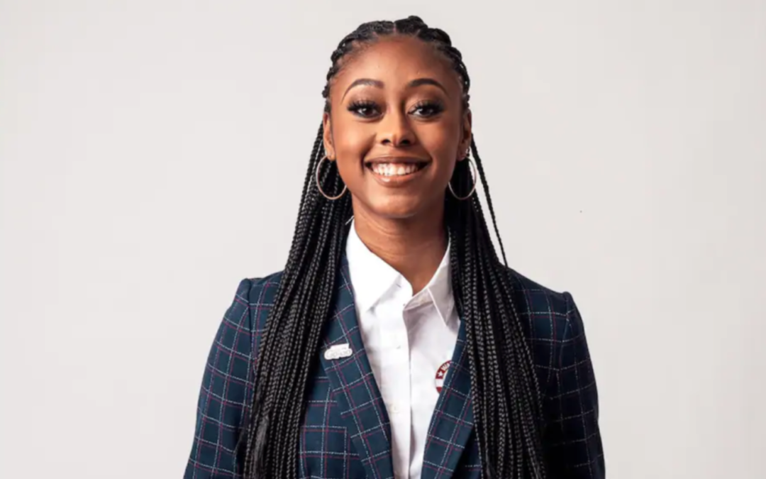 From ticket sales to the front office: How Amber Nichols became the G League's second female GM