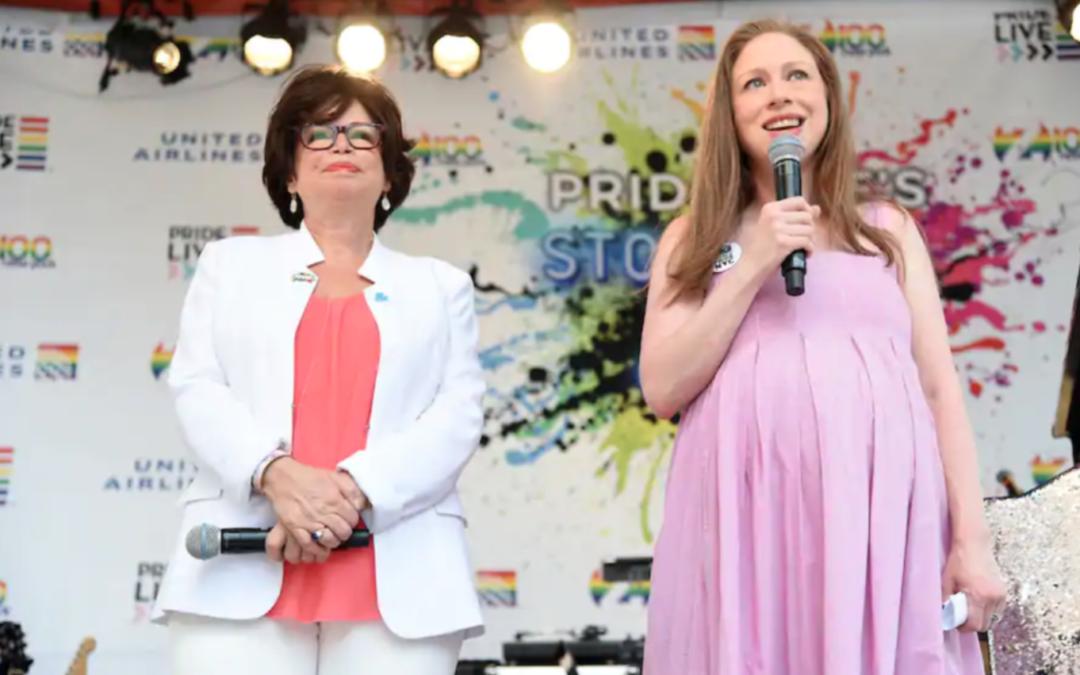 Washington Spirit's high-profile investment group includes Chelsea Clinton, Jenna Bush Hager