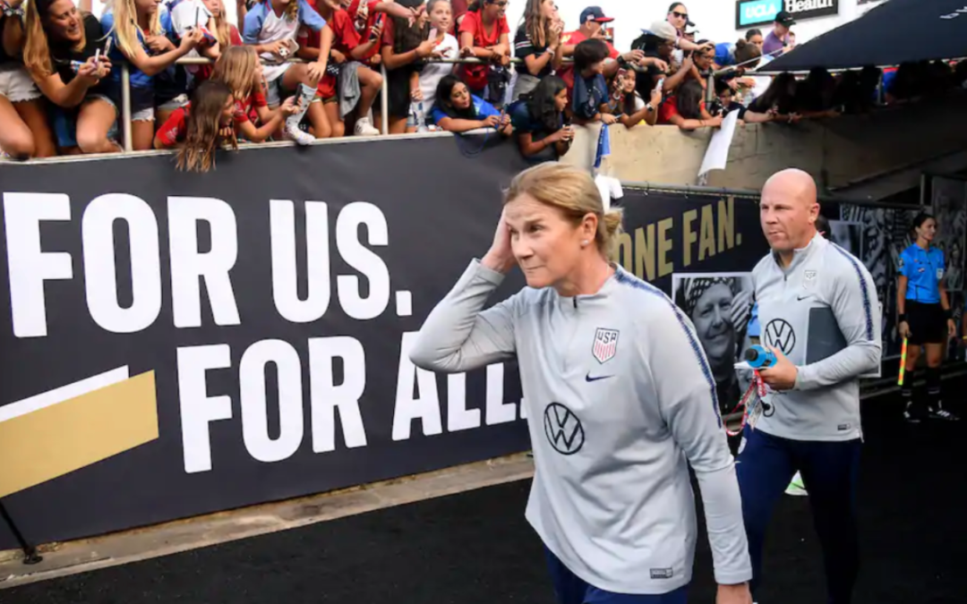 Jill Ellis earned more in World Cup year but still not as much as her U.S. men's counterpart