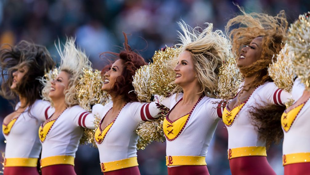 After settling claims from cheerleaders, Washington to create co-ed dance team