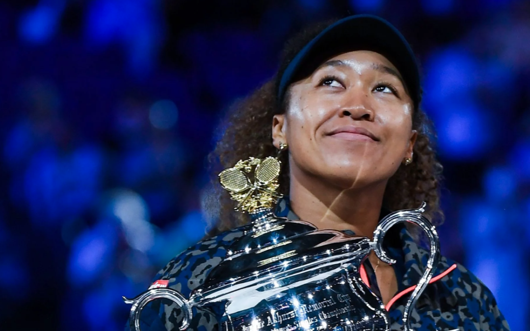 Naomi Osaka Considers Her Legacy Beyond the Court: 'It's Just as Important that I Inspire Young Girls'