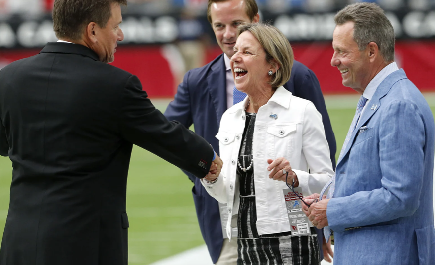 Female owners encourage young women to pursue football path