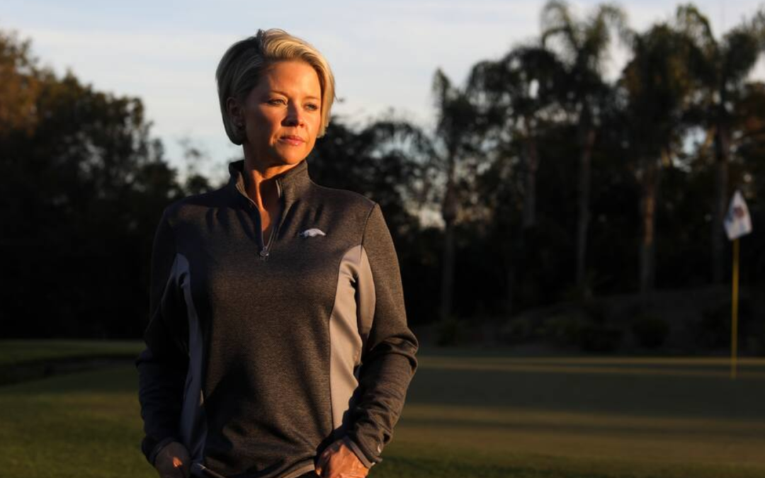 At Golf Channel, women say, sexism fuels a 'boys' club' culture