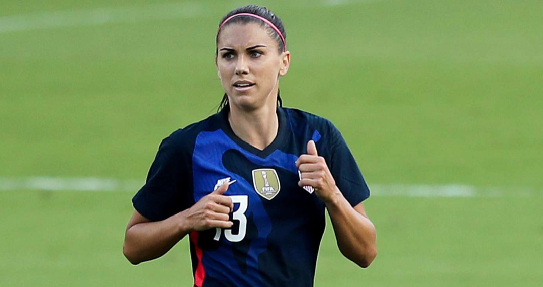 'My life has made a 180' – USWNT star Morgan returns to the field with new purpose as a mom