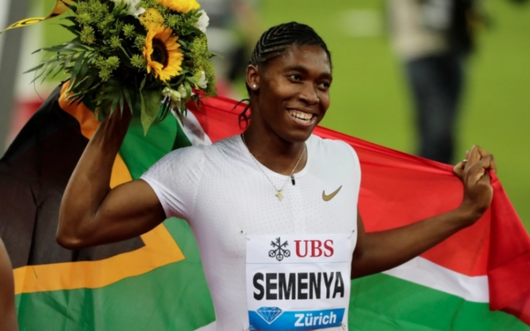 Caster Semenya fight against testosterone rule is 'for all women'