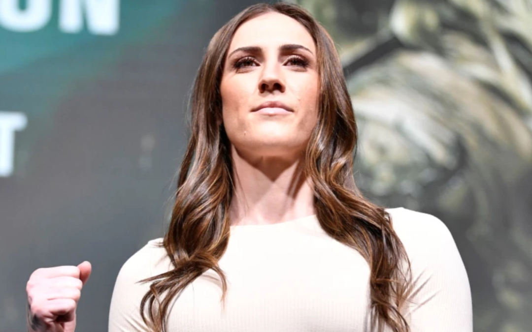 UFC's Megan Anderson, target of 'disgusting' comments, on to Amanda Nunes title fight