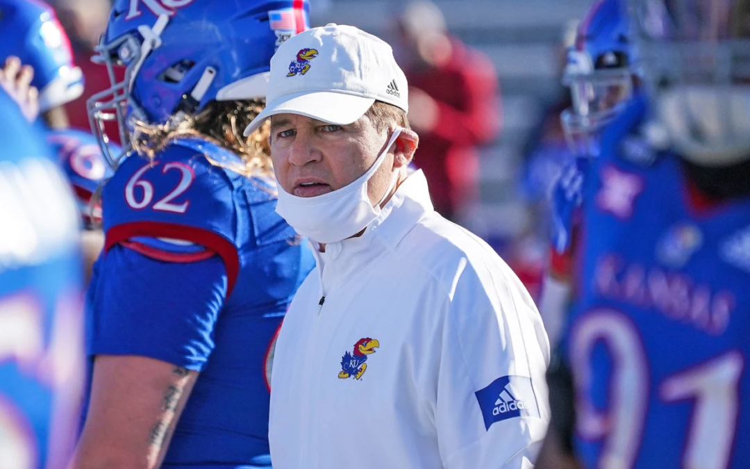 Kansas Places Les Miles on Administrative Leave After LSU Probe