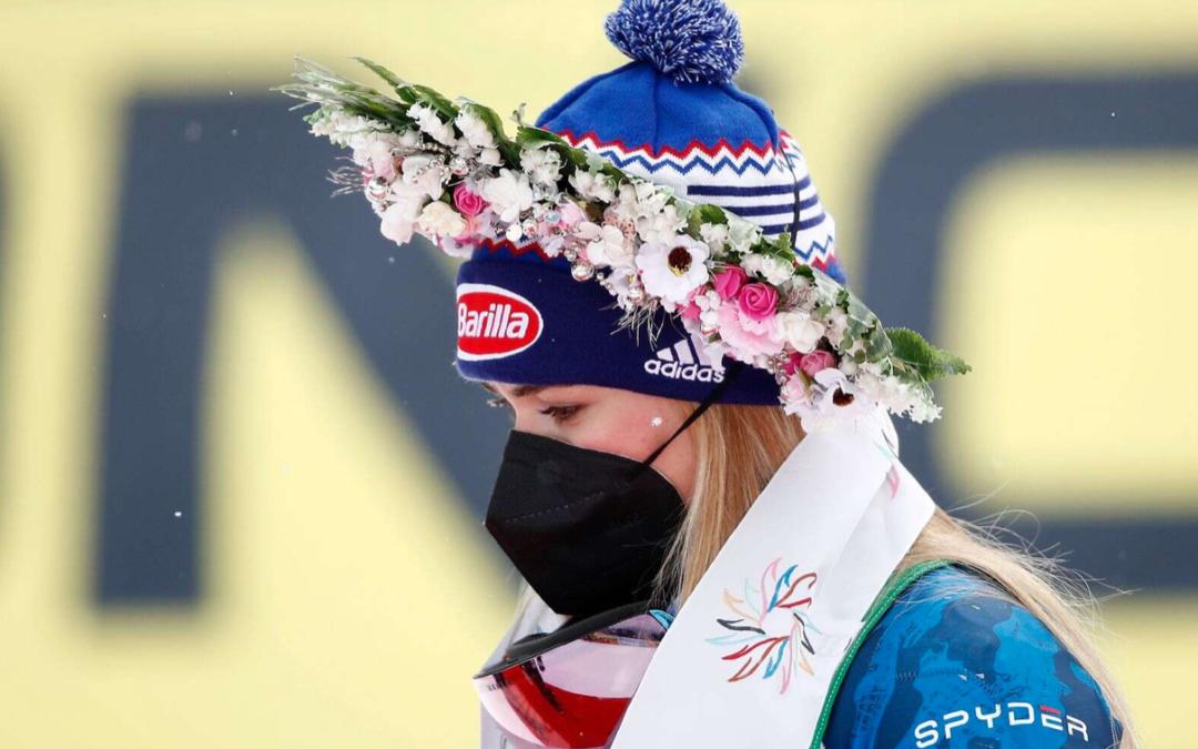 Mikaela Shiffrin wins 45th World Cup slalom of career