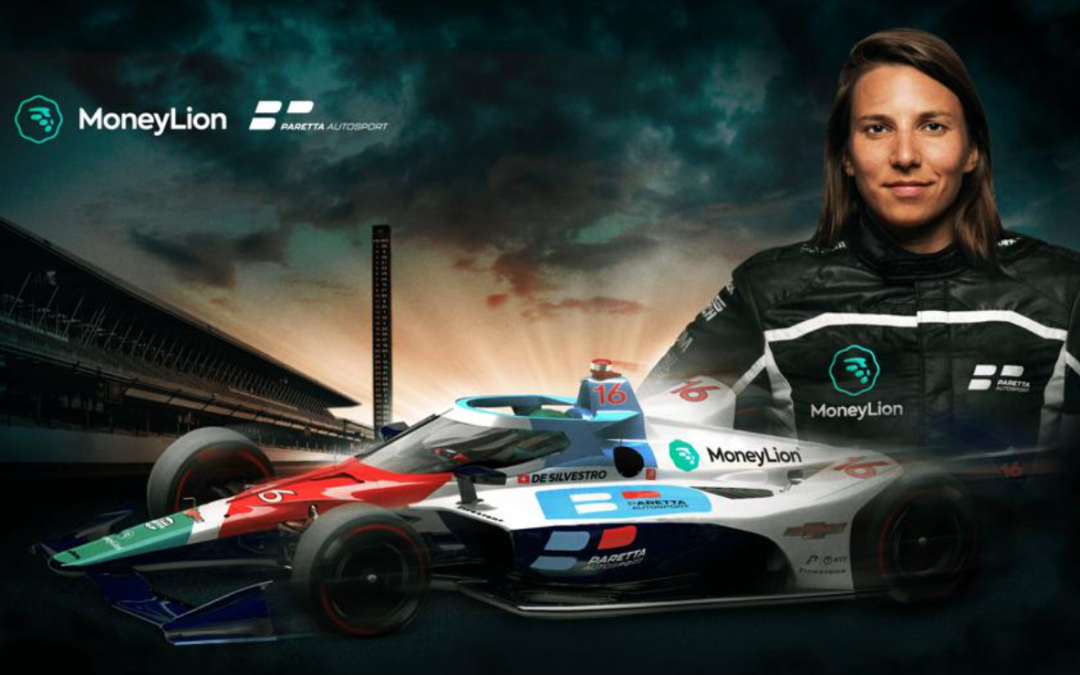 Paretta Autosport, IndyCar's First All-Female Team, Partners With MoneyLion For Indianapolis 500 Entry