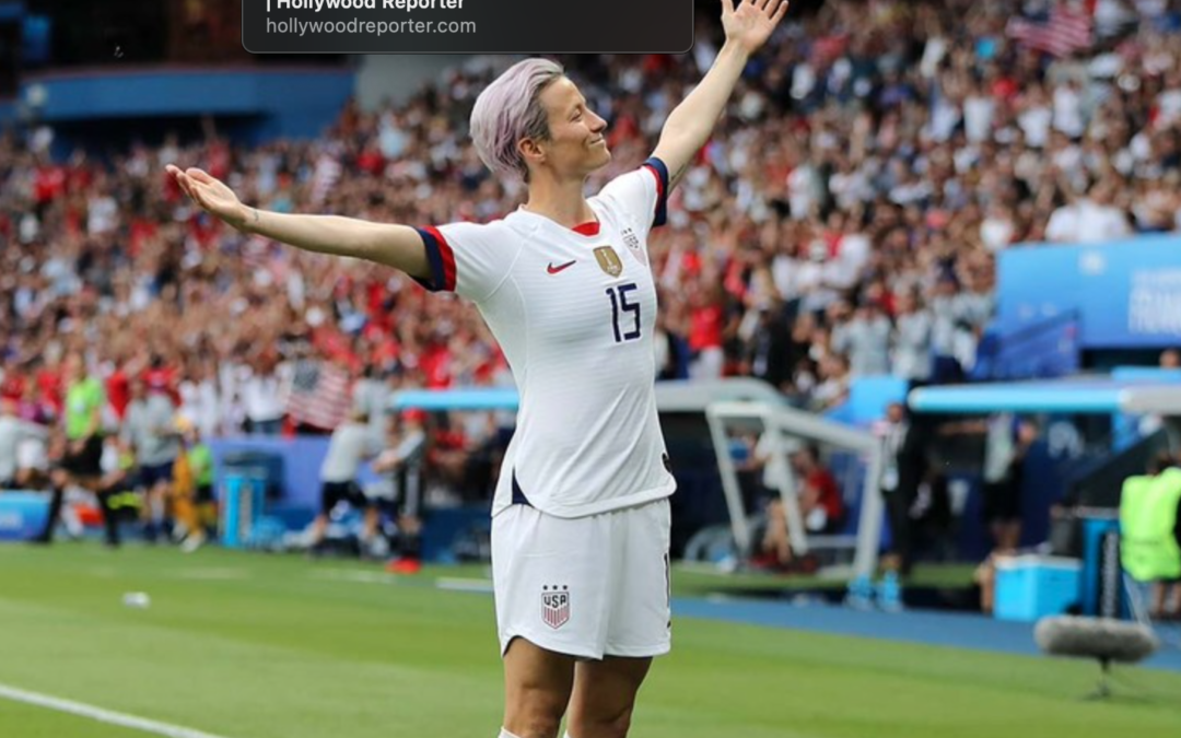 HBO Max, CNN Team for U.S. Women's National Soccer Team Equal Pay Doc 'LFG'