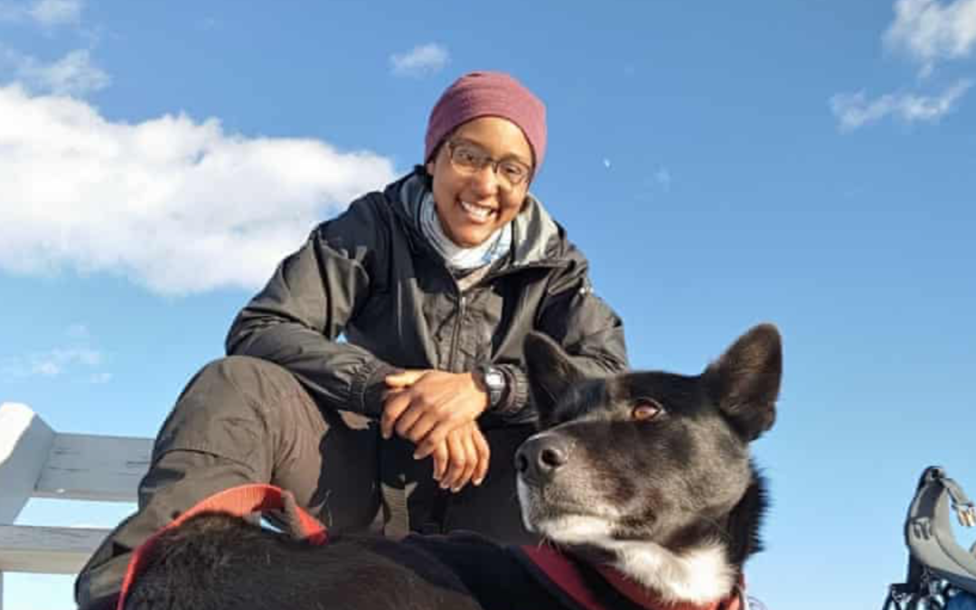 Woman Completes 1,900km Winter Hike in Northern U.S.