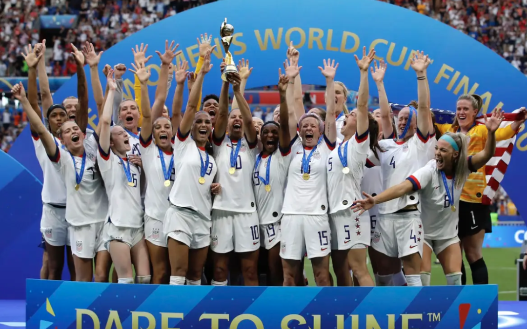 Bill introduced in Congress hopes to force US Soccer Federation to pay men's and women's national team members equally
