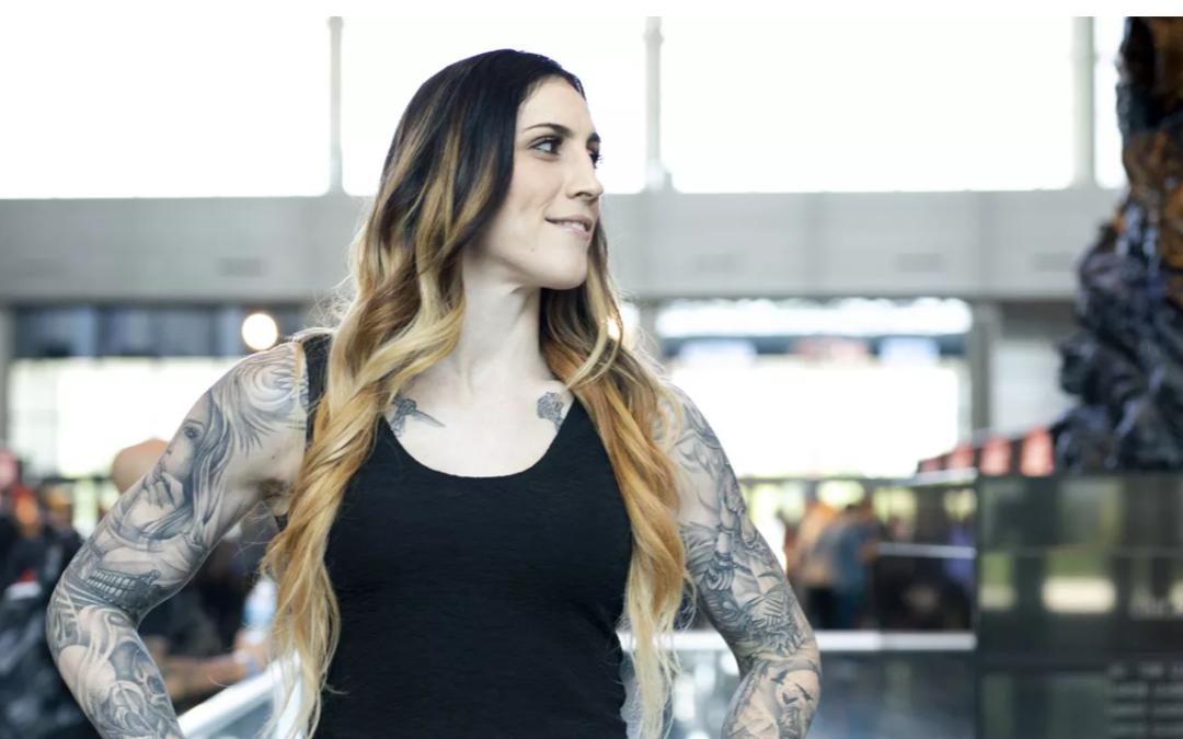 Megan Anderson no longer under UFC contract following loss to Amanda Nunes