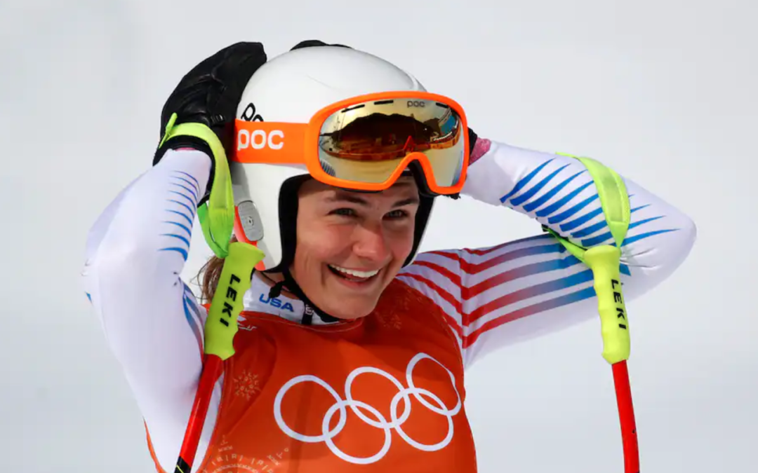 An Olympic skier's battle with anorexia: 'I didn't really realize I had a problem'