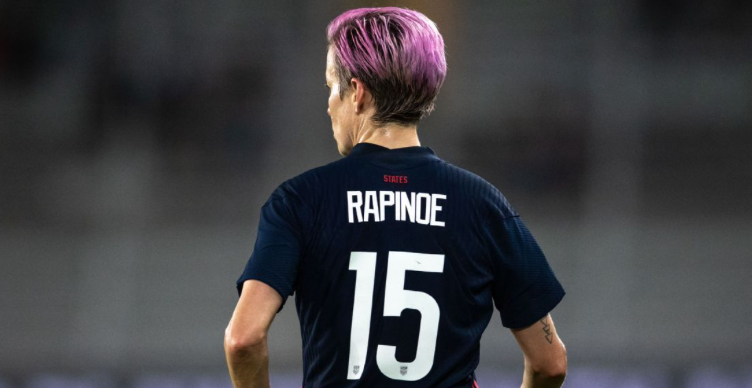 Megan Rapinoe takes issue with Draymond Green's suggestions on equal pay