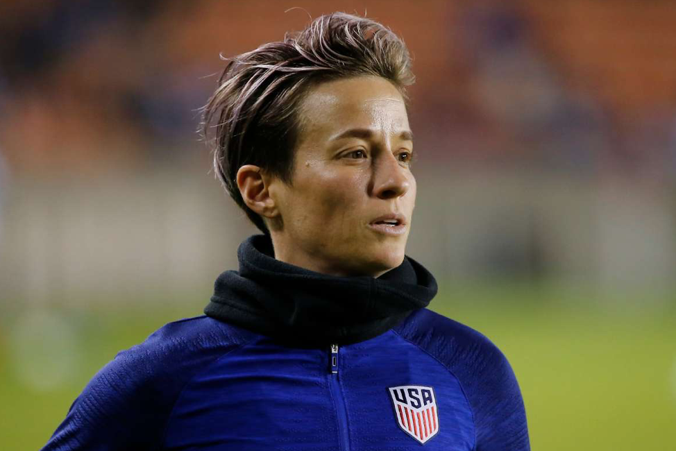 """""""I'll never pay for anything with them again!"""" – Rapinoe hopes next generation of USWNT stars benefit from equal pay fight"""