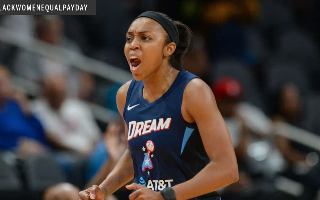 It's Black Women's Equal Pay Day, and WNBA players are speaking out