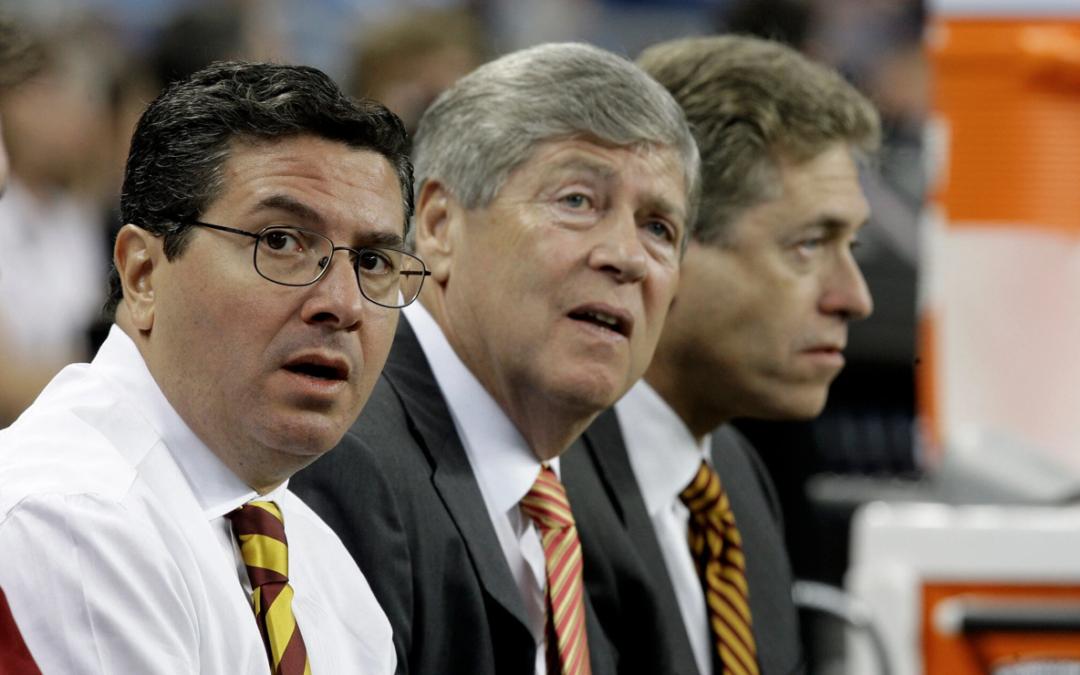 N.F.L. Clears Way for End to Washington Football Team Turmoil