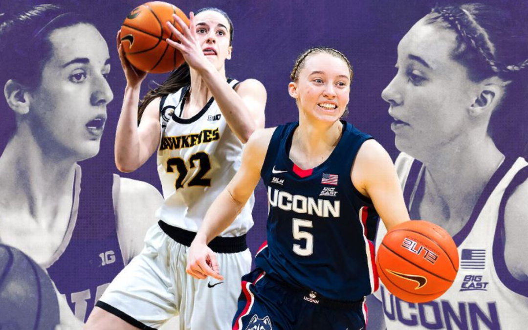 Paige Bueckers, Caitlin Clark and everything you need to know about UConn-Iowa in the Women's Sweet 16