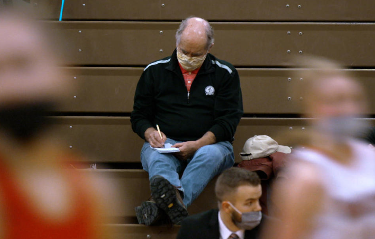Dave Kindred goes back on the beat to cover high school girls basketball