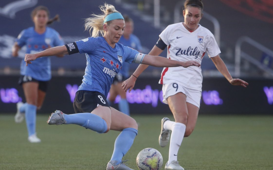 NWSL Adds Nationwide to Growing Corporate Sponsorship Roster