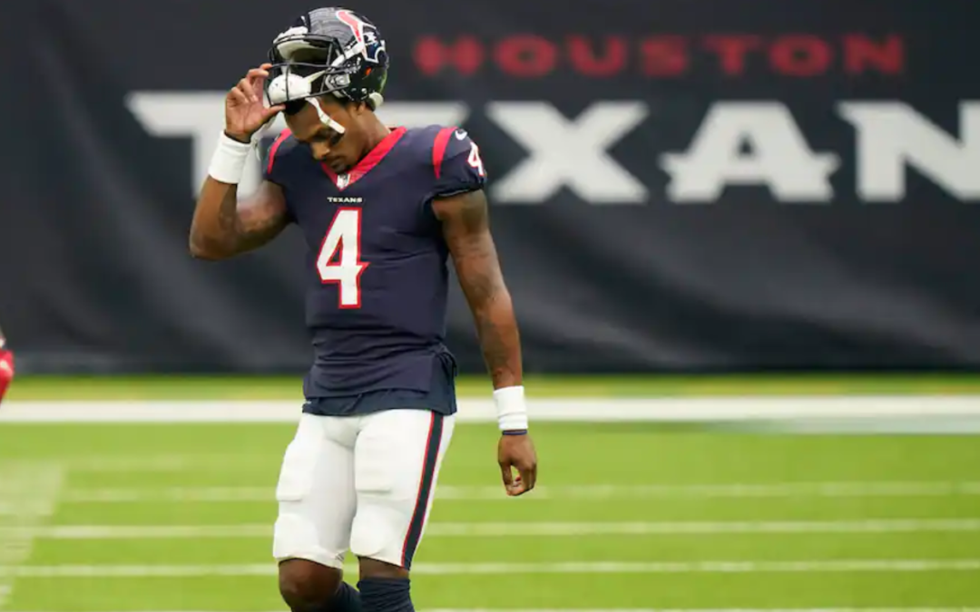 The Deshaun Watson allegations are excruciating, but we must not look away