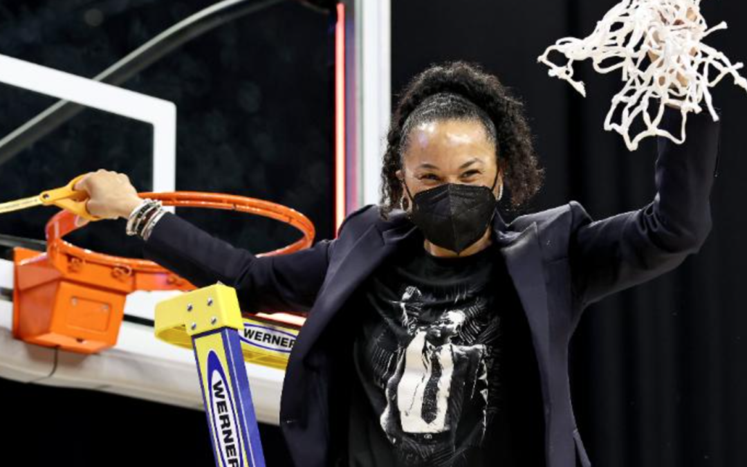 Two Black women will be head coaches in the same NCAA women's Final Four for the first time