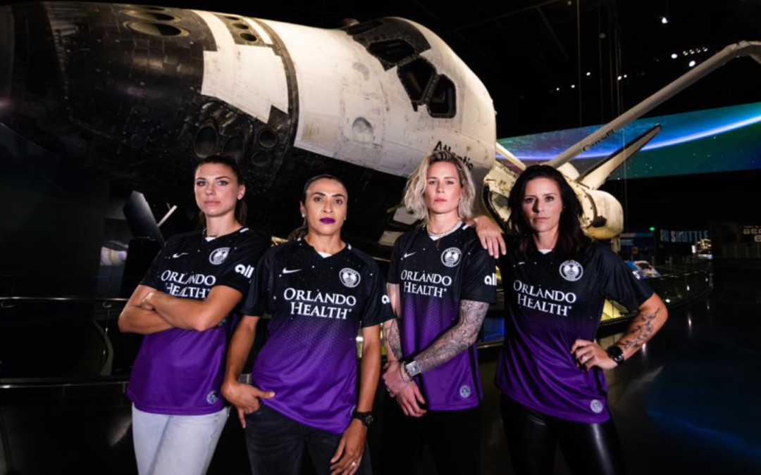 One Small Step For Orlando Pride, One Giant Leap For Women's Sports Promotions