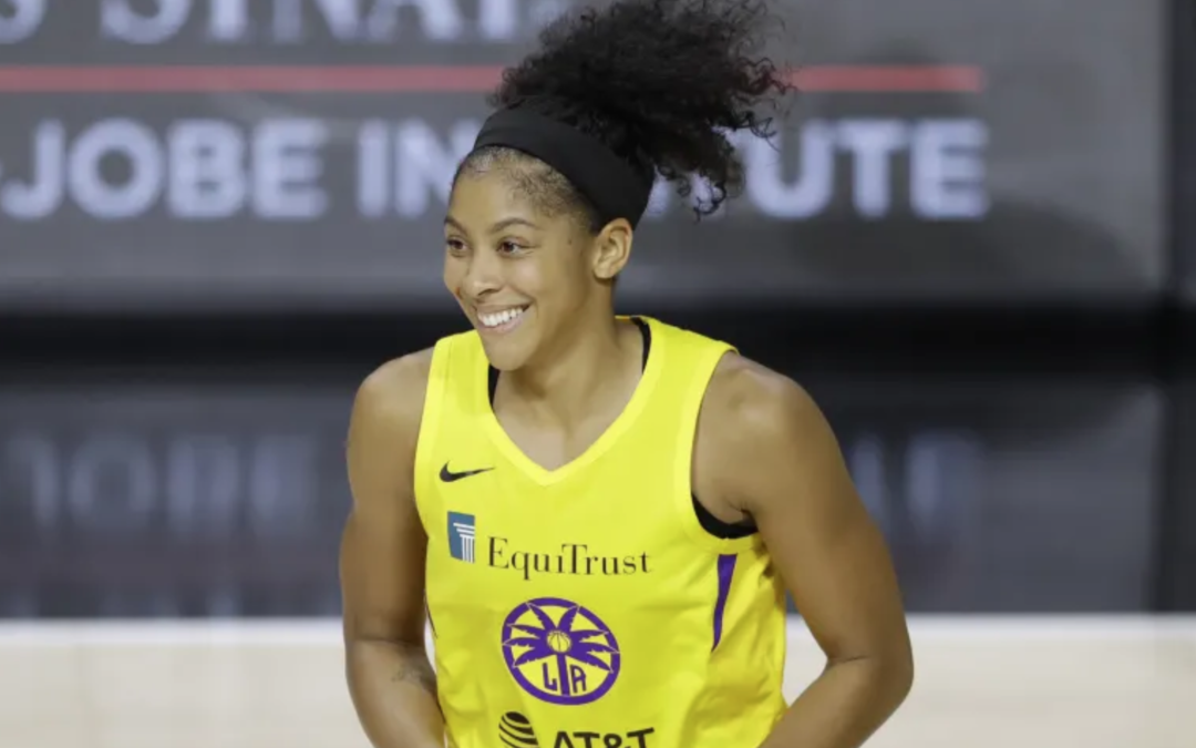 Candace Parker Narrates Powerful Video Essay to Close Women's History Month
