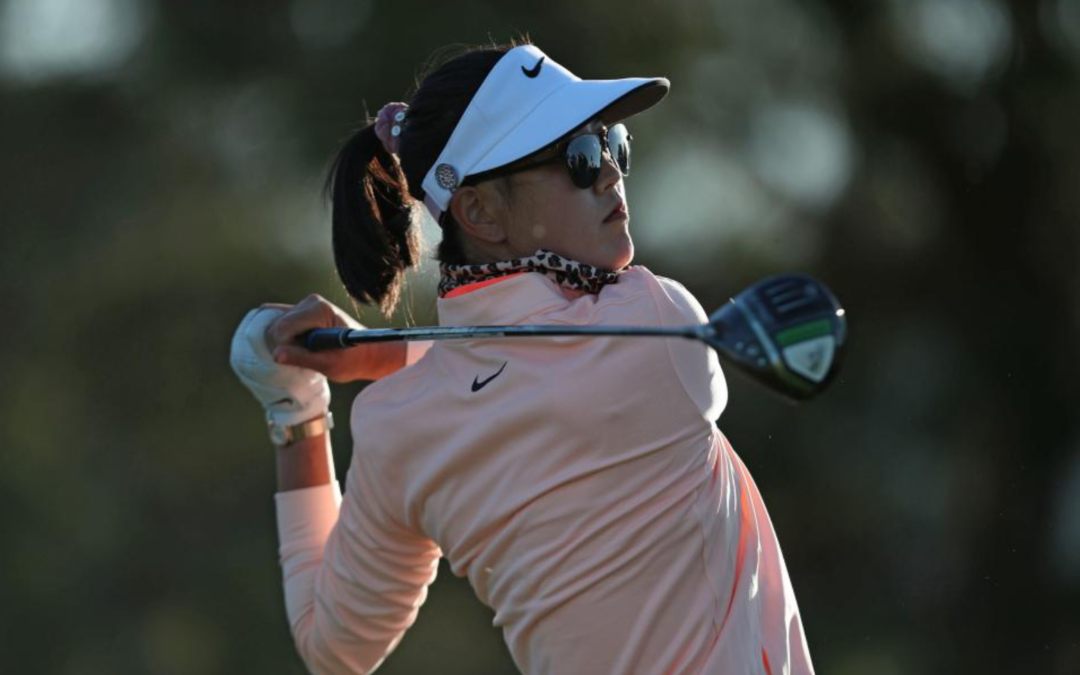 Michelle Wie West returns to her comfort zone and posts first sub-par score in more than two years