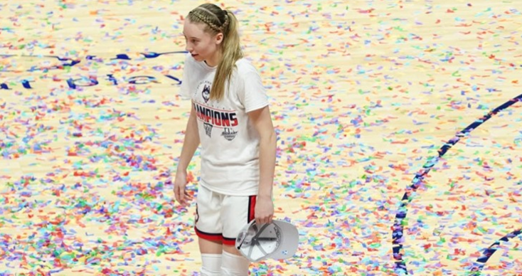 Why Paige Bueckers may stand alone in basketball one day soon