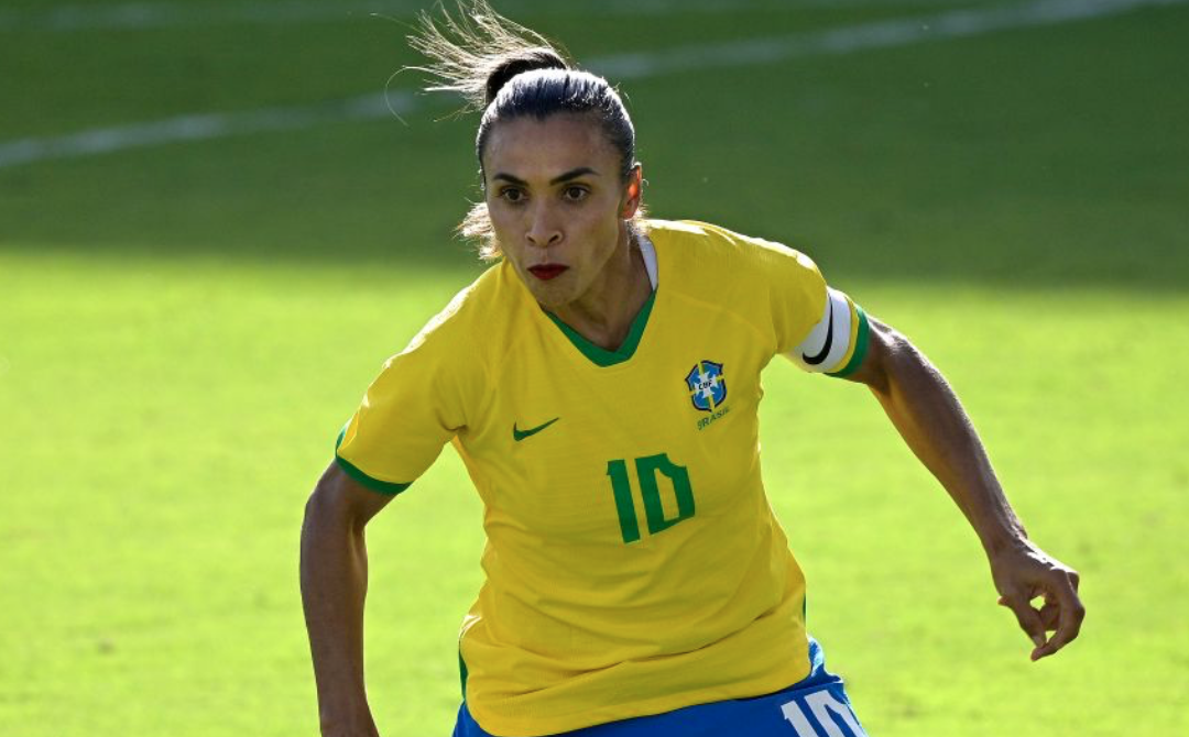 Changed the Game: Marta walked the walk so women's soccer could run