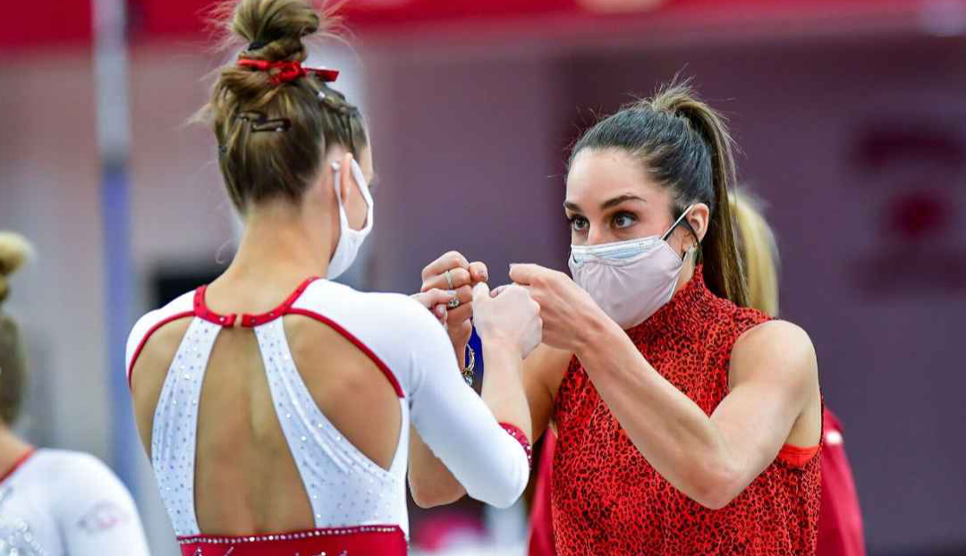 Jordyn Wieber survived abuse, and is now out to change gymnastics culture