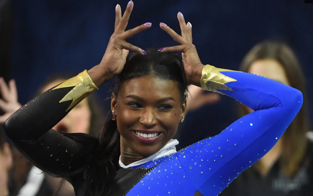Nia Dennis's Viral Floor Routines Are Just One Reason to Love Her