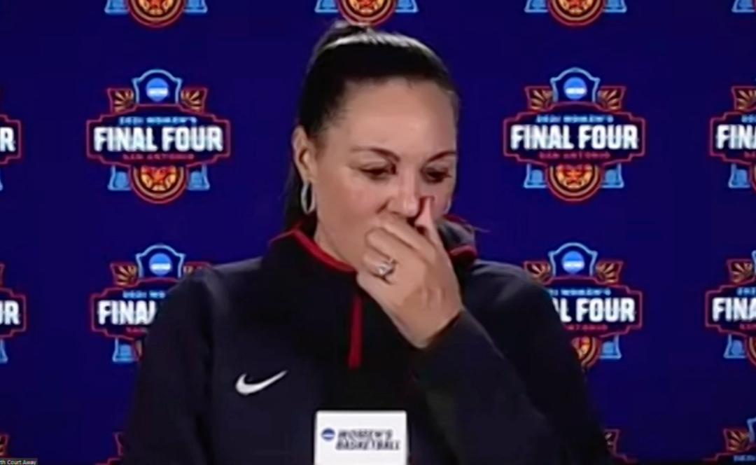 Adia Barnes, Aari McDonald and the Arizona team nobody believed in