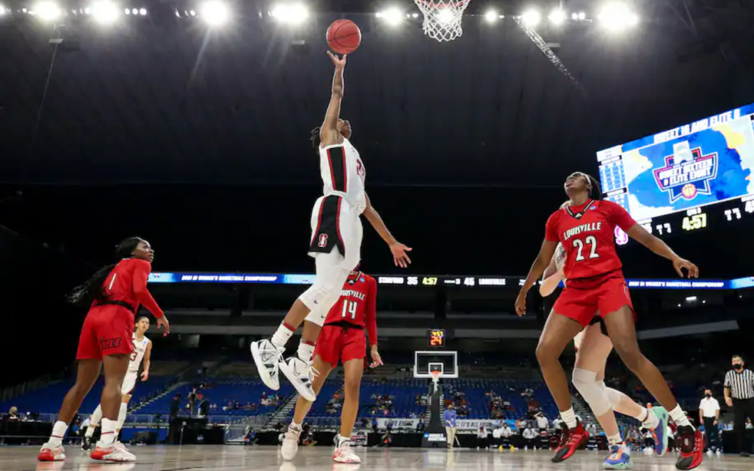 The financial burden on NCAA sports wears wingtips, not sneakers