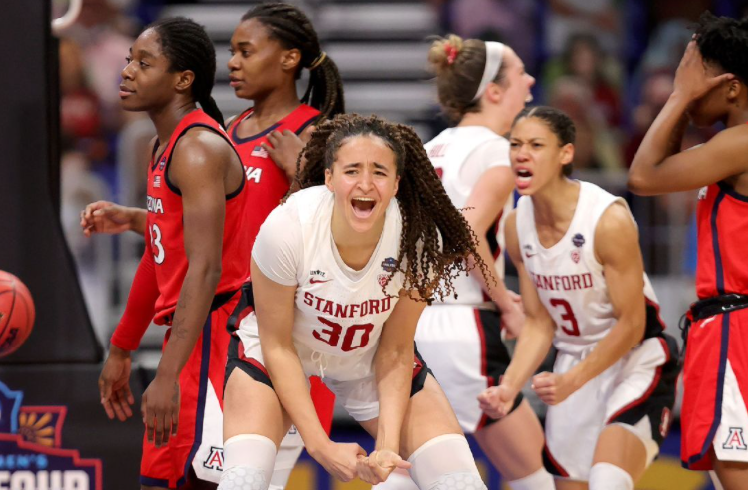 Stanford holds off Arizona for first NCAA women's basketball championship since 1992