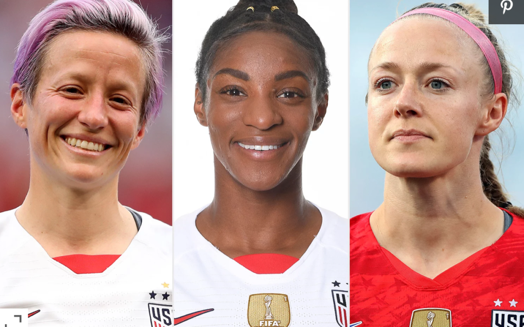 U.S. Women's National Soccer Team Members Share Their Pre-Game Rituals — From Good Tunes to Naps