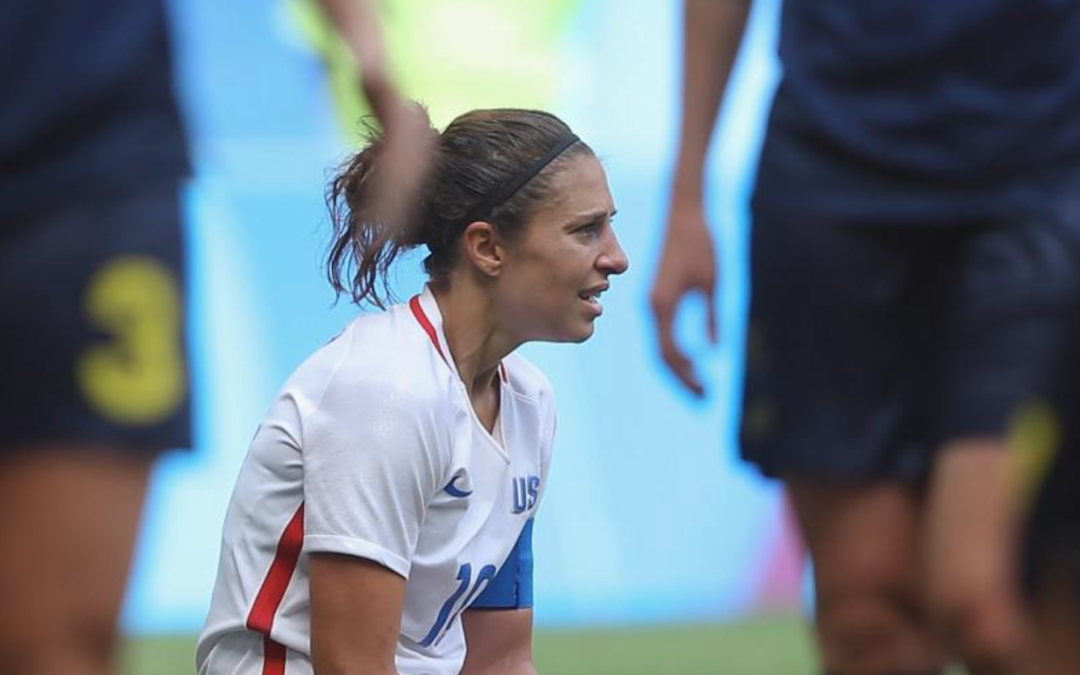 USWNT Out To Avenge 2016 Debacle At This Summer's Olympics
