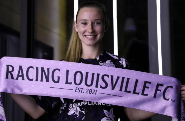 NWSL debutants Racing Louisville's kit inspired by Muhammad Ali