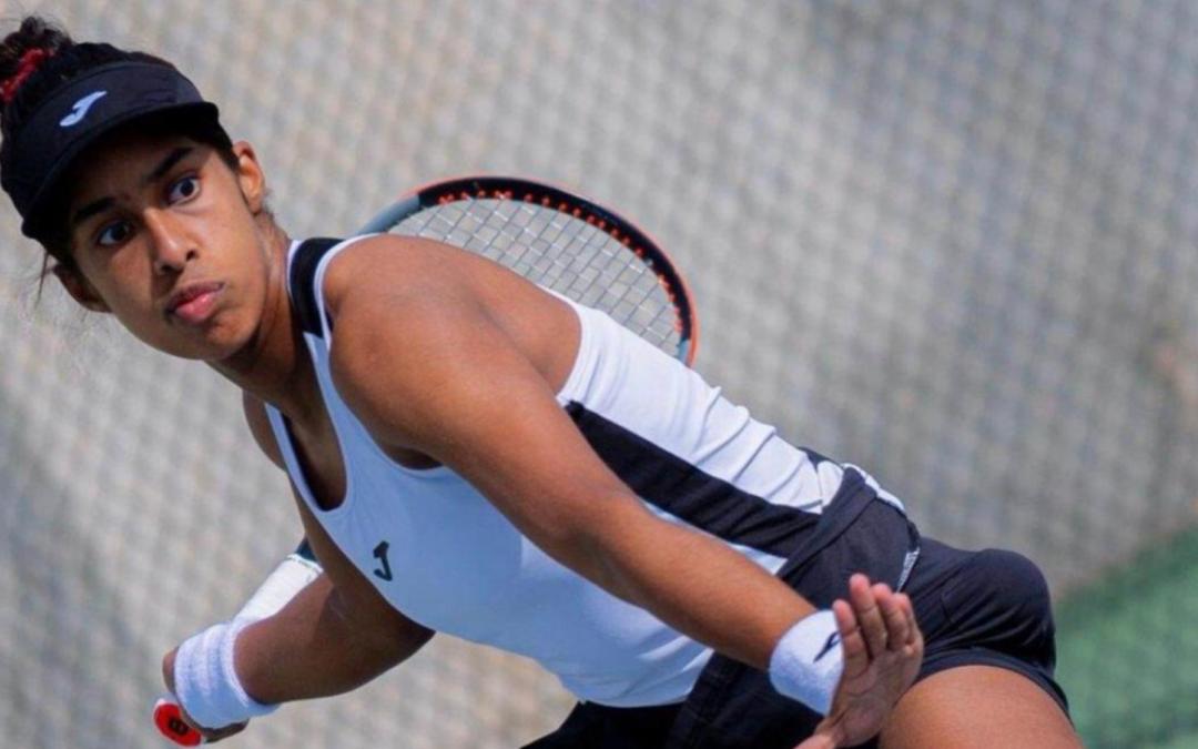 Hong Kong tennis' Sri Lanka-born, guitar-playing, law student Adithya Karunaratne is hoping to reign in Spain