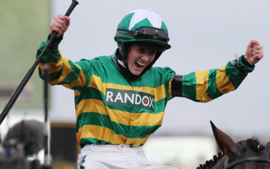 Rachael Blackmore first female jockey to win Grand National
