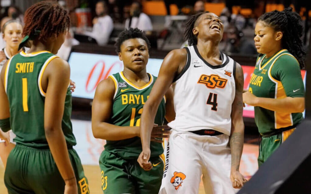Natasha Mack has one of the most unique stories of any WNBA Draft prospect