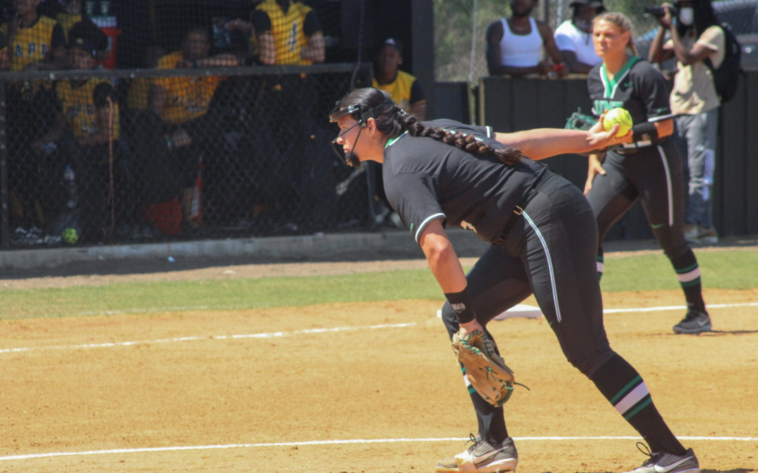 A Softball Pitcher Struck Out Every Batter? She Hadn't Noticed.