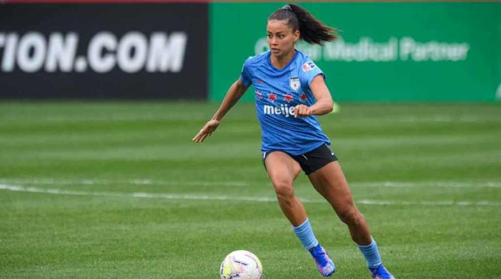 NWSL opens investigation after USWNT's Gorden accuses security guard of racial profiling