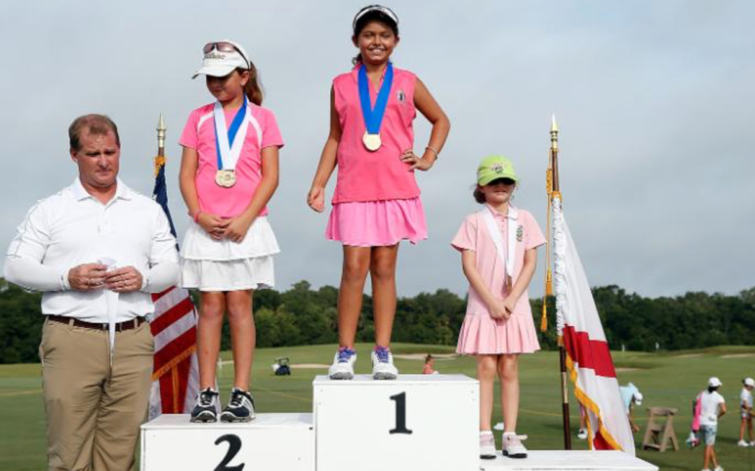 'The Short Game': Netflix documentary female stars are helping to change golf