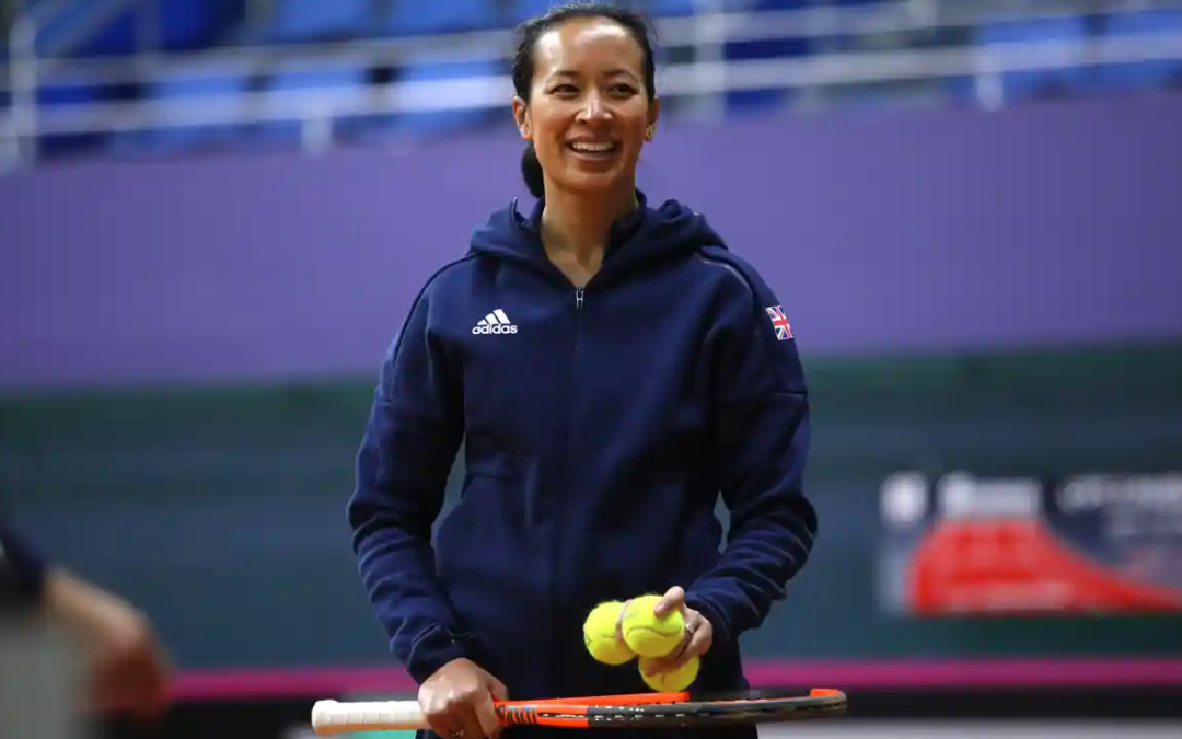 GB coach Anne Keothavong ready for 'must-win' Billie Jean King Cup play-off