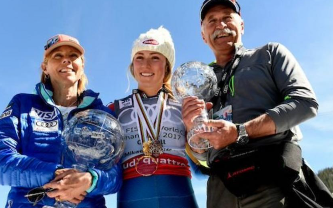 Mikaela Shiffrin on father's death, changing perspective and Beijing 2022 Winter Olympics