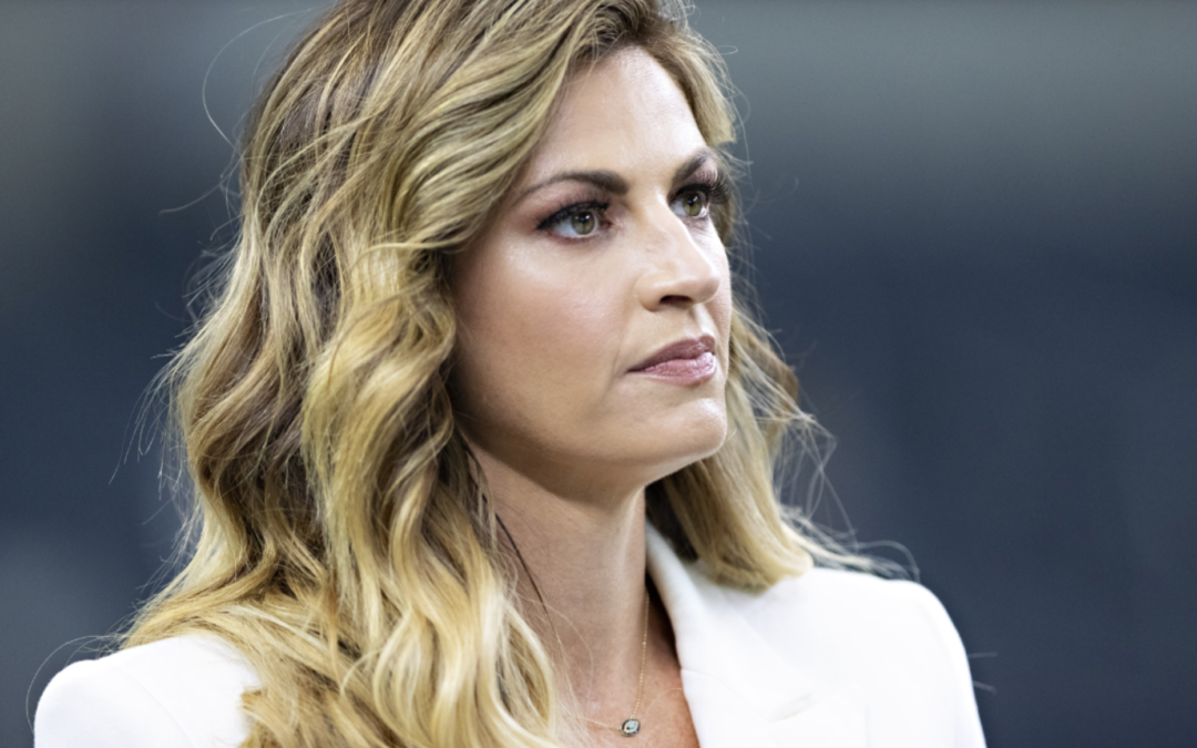 Erin Andrews Has Covered Football for Years but Has Been 'Intimidated' by 2 Coaches: 'I Used to Stand as Far Away as Possible'